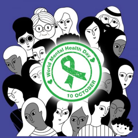 World Mental Health Day – Oct 10th
